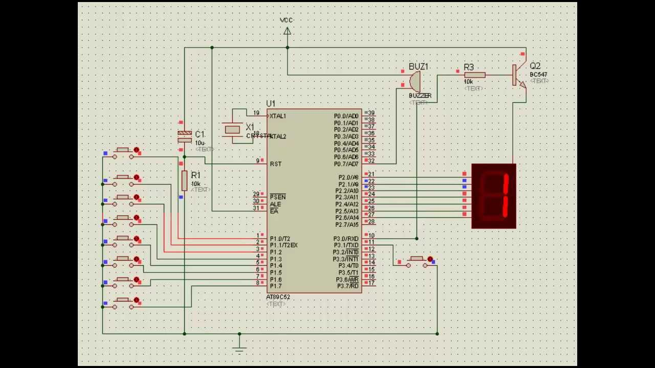 Proteus Is Software For Microprocessor Simulation Schematic Capture