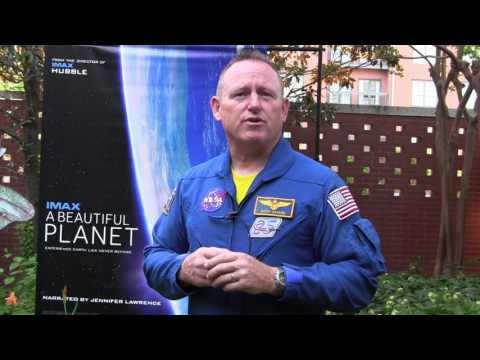 "What NASA Astronaut Barry Wilmore Hopes Audience Will Take Away From the FIlm ""A Beautiful Planet"""