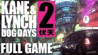 Kane & Lynch 2 Dog Days - Full Game Walkthrough (No Commentary Longplay)