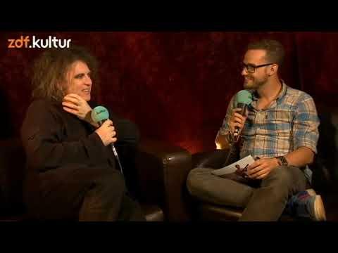 Robert Smith Hurricane Festival (Germany) Interview 2012