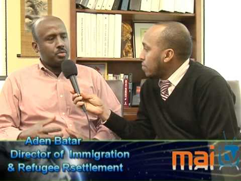 Interview of Director of immigration and refugee Resettlement Mr.Adan Bataar