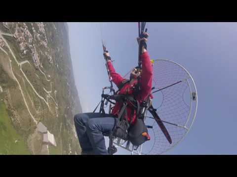 Infinitys Electric paramotor by Paracell