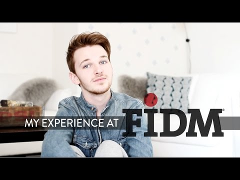 My Experience at a Fashion School • FIDM | Imdrewscott