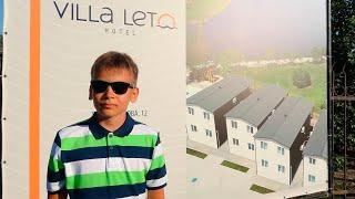 Обзор отеля Villa Leto Бердянск средняя коса