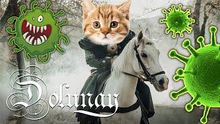 #EvdeKal - Enes Batur - Dolunay (Parodi) / Konuşan Kediler