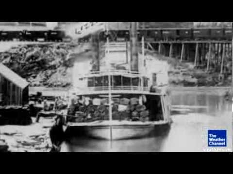 Worst Natural Disaster in US History! - YouTube
