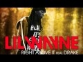 Lil Wayne   Right Above It feat  Drake  Lyrics