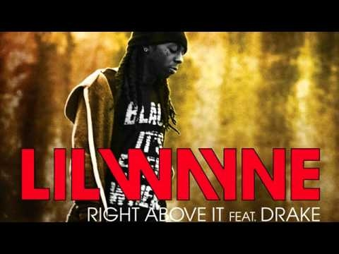 Lil Wayne – Right Above It feat. Drake (Lyrics)