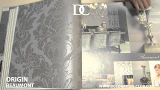 Обои Origin Beaumont  ➤ Decoration Club