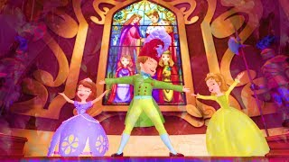 Sofia the first -Goldenwing Circus- Japanese version