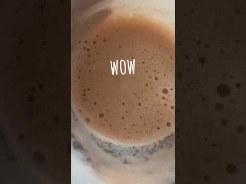 Лучший рецепт кофе, The Best Coffee Recipe/ Как взбить кофе до пенки, How To Whip Coffee To Foam?
