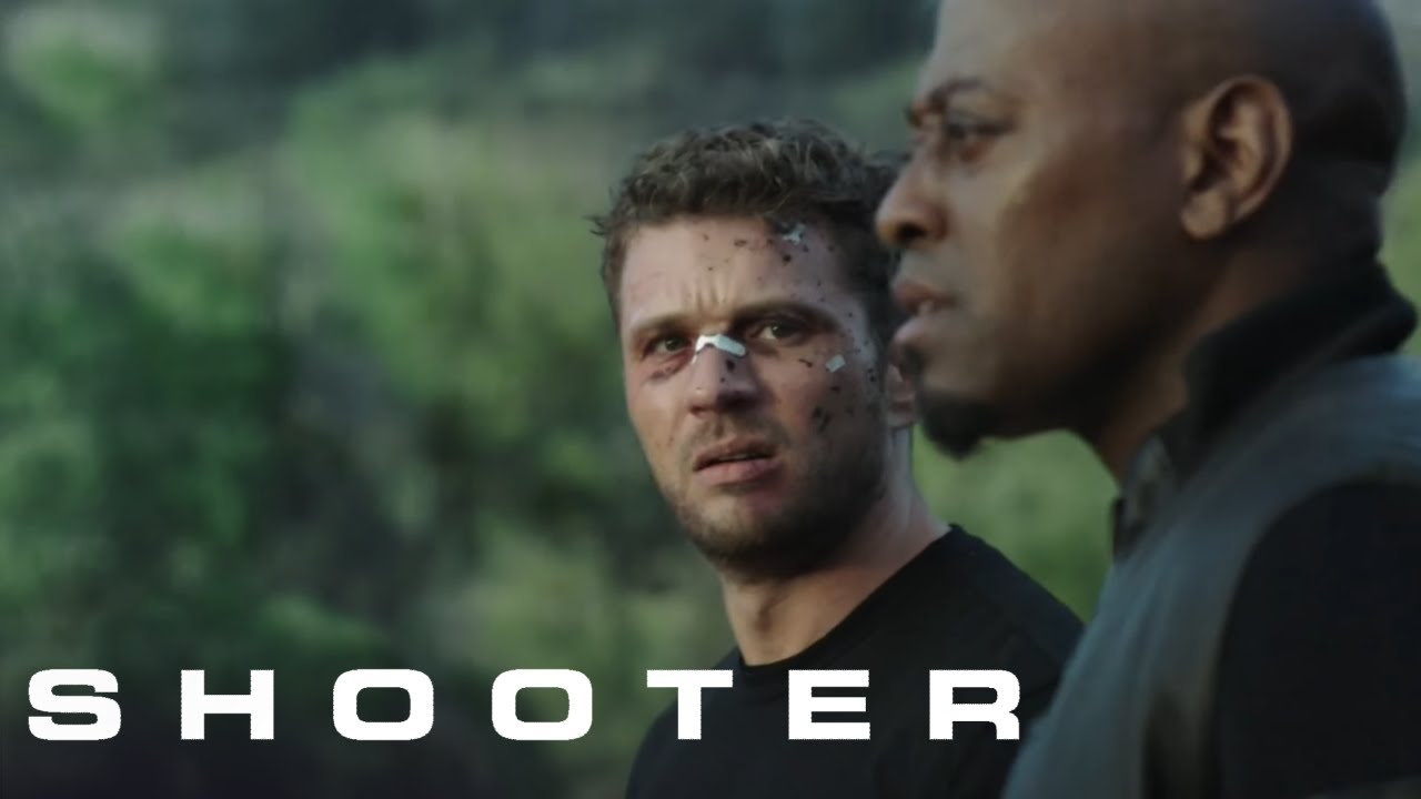 Download Shooter Season 3 Episode 10: Bob Lee Finally Gets His Answer (4/5)   Shooter on USA Network