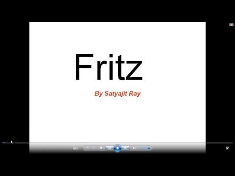 Fritz by Satyajit Ray