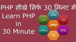 Php is a server side scripting language. the best part that available for free. with help of one can develop dynamic and powerful website o...