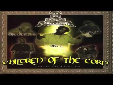 Big L - Children of the Corn - Bootleg Vinyl EP 199x (Full Album)