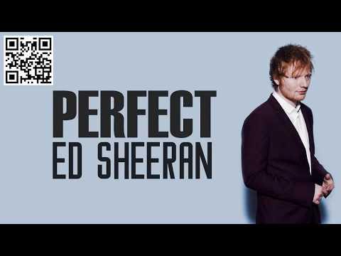 Ed Sheeran Perfect  - music forever