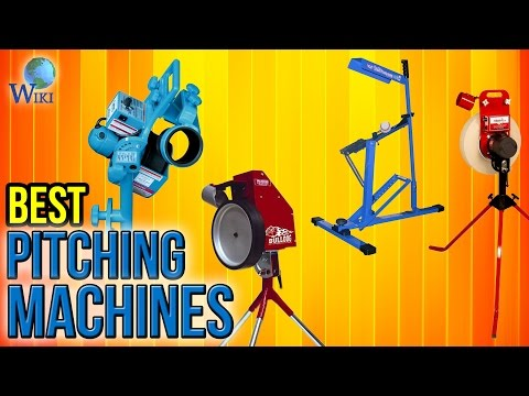 9 Best Pitching Machines 2017
