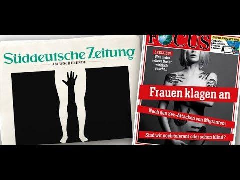 Medien außer Kontrolle: Wie Deutsche gegen Flüchtlinge mobilisiert werden