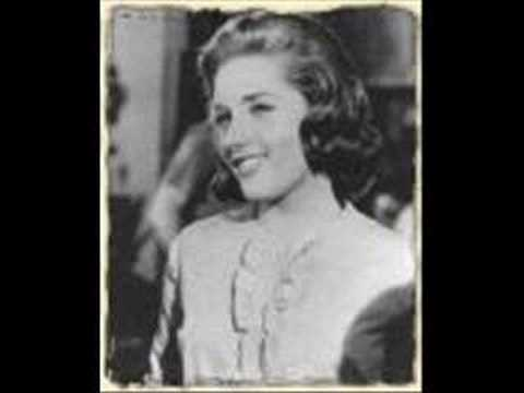 Lesley Gore - Just Let Me Cry w/ LYRICS