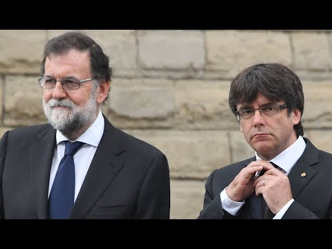 Spain says it will sack Catalan leaders