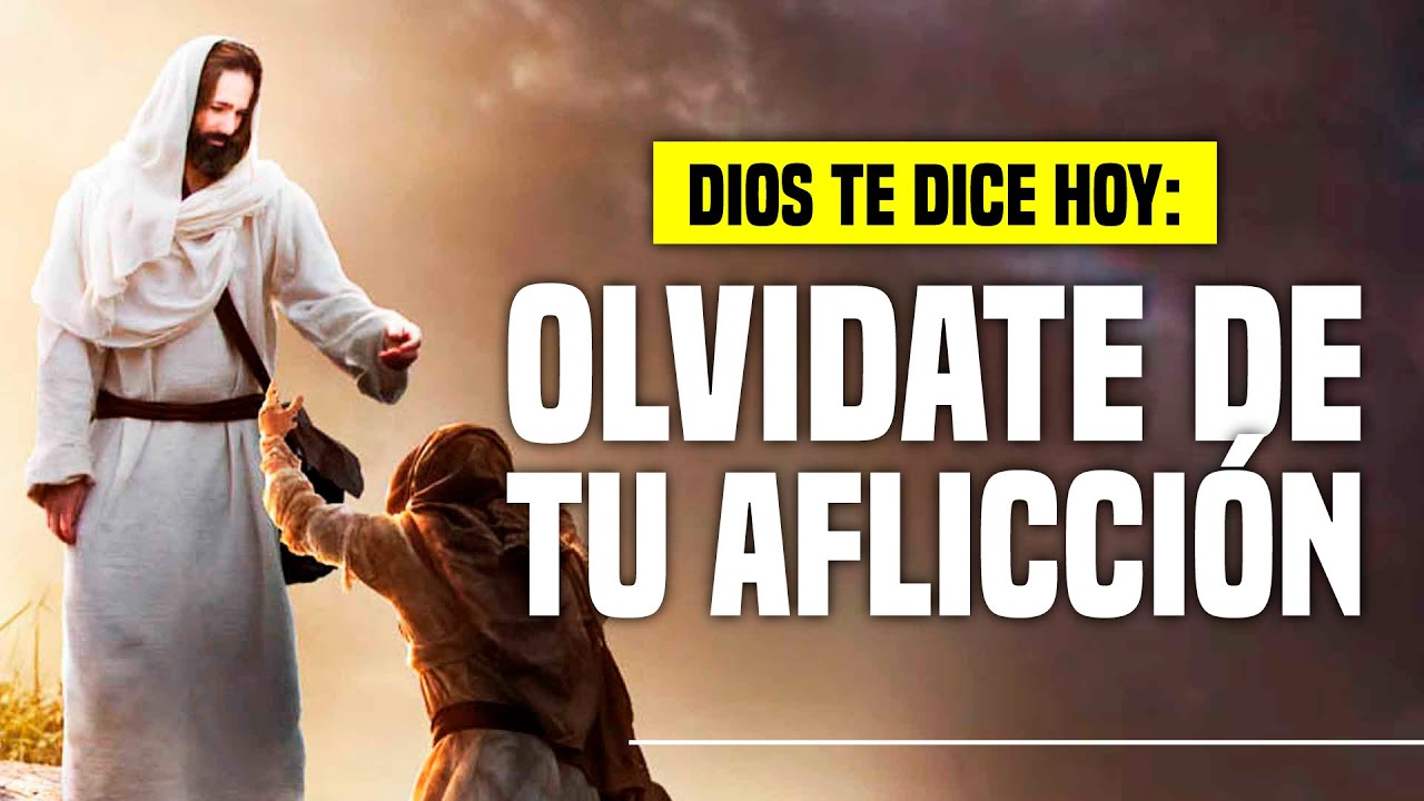 "@DIOS TE DICE HOY:""𝗢𝗟𝗩𝗜𝗗𝗔𝗧𝗘 𝗗𝗘 𝗧𝗨 𝗔𝗙𝗟𝗜𝗖𝗖𝗜𝗢𝗡 𝗣𝗢𝗥𝗤𝗨𝗘 𝗠𝗜 𝗙𝗔𝗩𝗢𝗥 𝗘𝗦𝗧𝗔𝗥𝗔 𝗣𝗢𝗥 𝗦𝗜𝗘𝗠𝗣𝗥𝗘 𝗦𝗢𝗕𝗥𝗘 𝗧𝗨 𝗩𝗜𝗗𝗔"" 😇"
