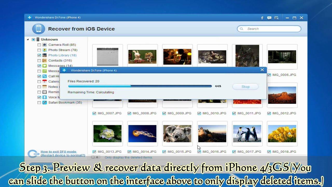 How To Retrieve Data From Broken Iphone