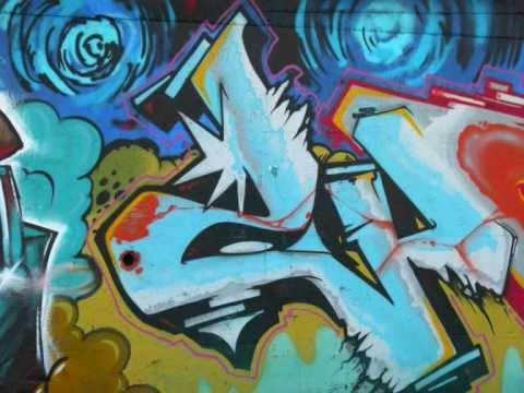 the most nice milan's graffiti part 3(i piu' bei murales di milano parte 3)