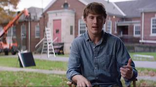 """GLASS """"Joseph Dunn"""" Behind The Scenes Spencer Treat Interview"""