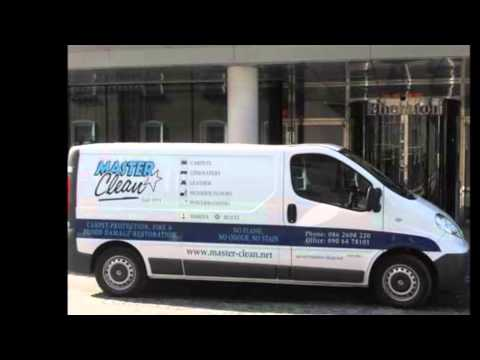Master Clean Services to Ireland