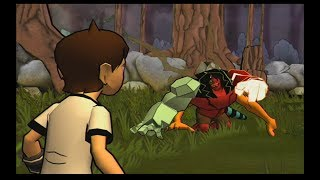 KEVIN 11 BOSS BATTLE! - Ben 10 Protector Of Earth - Part 6 - Lumber Mill