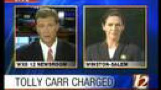 Drunk news anchor jailed- charged with felony death