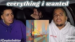 Billie Eilish - everything i wanted (Audio)   REACTION REVIEW