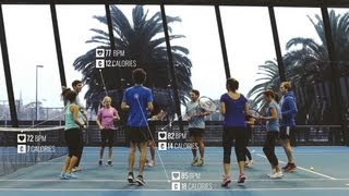 See what Cardio Tennis is all about!