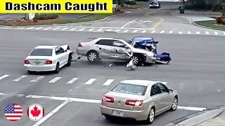 Ultimate North American Cars Driving Fails Compilation - 71 [Dash Cam Caught Video]