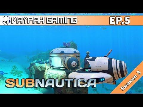 Subnautica | Energy Pulse Origin | Part 5 S3 (Let's Play)