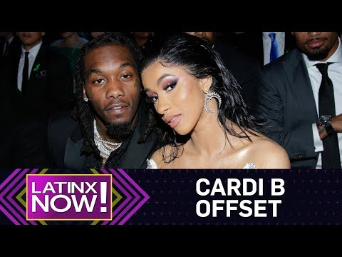 Cardi B & Offset Bring Love Back to the Grammy Awards | Latinx Now! | E! News