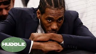 What's The REAL Reason Kawhi Leonard Not Returning To The Spurs