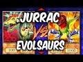 JURRAC vs EVOLSAURS (YU-GI-OH! Themed Decks)