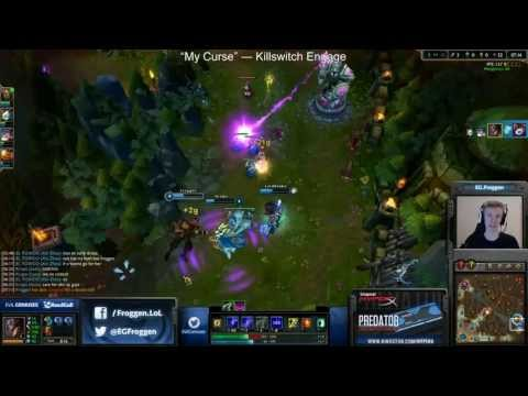 Froggen - Twisted Fate mid «Beast» (Challenger l)