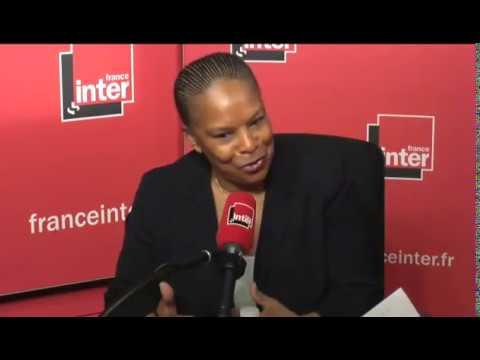 """Christiane Taubira : """"Michel Rocard avait une subtilité et une profondeur d'esprit"""""""