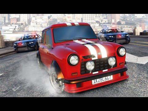 GTA V online THE VESPUCCI JOB Spending spree $30.000.000,00 (PS4)