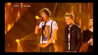 Wasteland _ Panamah - Børn Af Natten X Factor Denmark 2013 _ DK Live Finale
