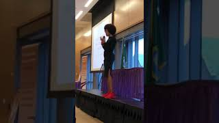 Erin Jones 2018 Pave The Way Conference #2