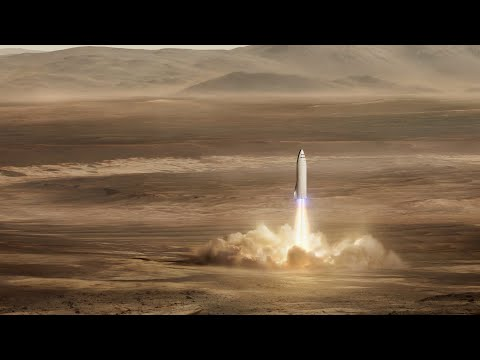 Elon Musk: we can launch a manned mission to Mars by 2024