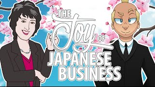 Office Love and Relationships  - Ep 2 of Joy of Japanese Business