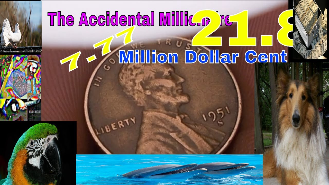 1951 s 7.77 Million Dollar Cent Found !! | Top Secret Engineering | Porto-Type Error!!