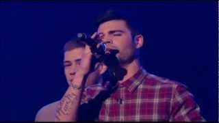 The Mend - Without You (Britain's Got Talent Final 2012)