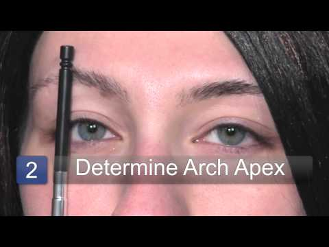 How to Arch Eyebrows
