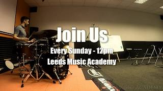 Sunday Workshops: JAZZ DRUMMING | PART 3 (HIGHLIGHTS)