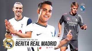 RESMI! Gareth Bale & Reguilon ke Tottenham Hotspur | Squadlist Real Madrid Menghadapi Real Sociedad